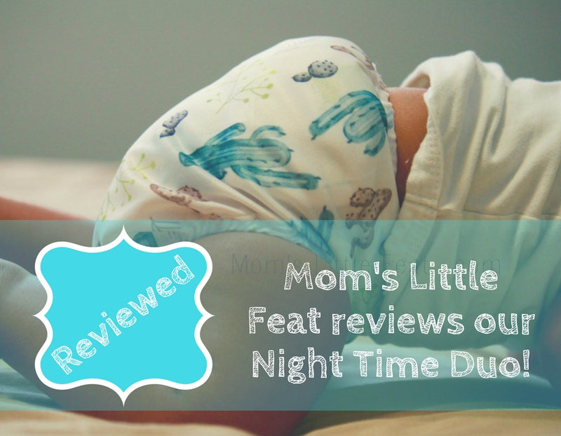 Mother ease Night Time All in Two Diaper Review