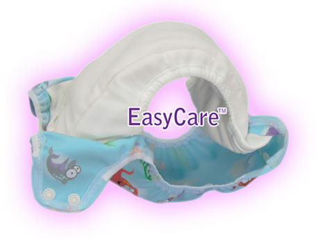 Mother ease Easy Care technology