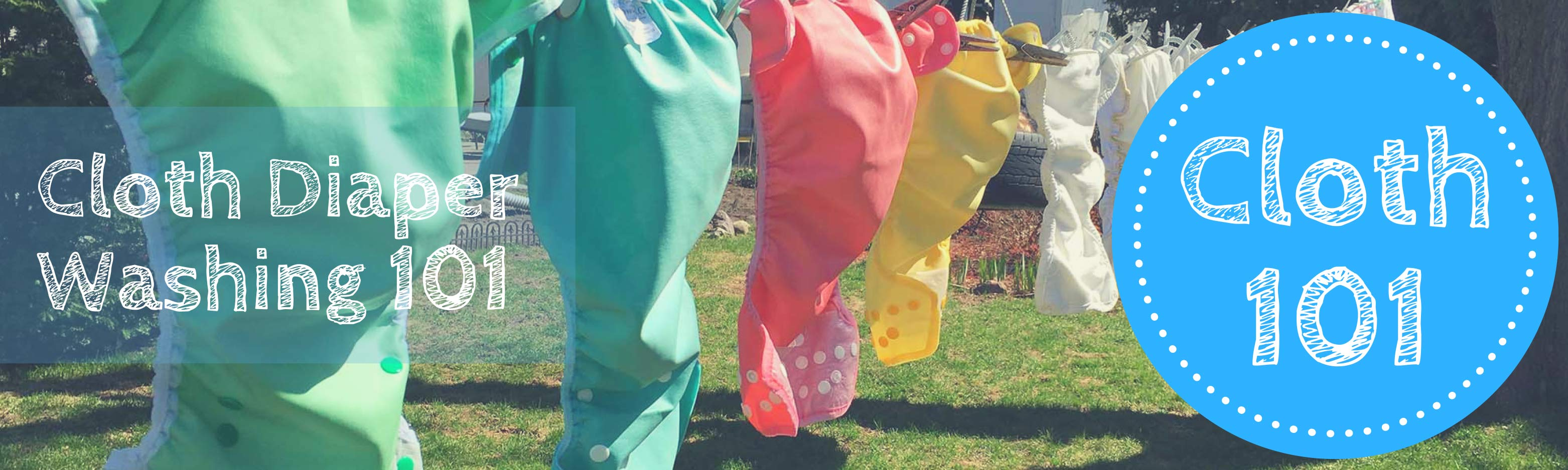 Mother-ease Cloth Diaper Washing 101 Blog