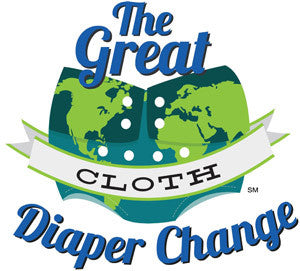 The Great Cloth Diaper Change Logo