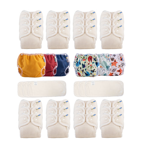 One Size Diaper - 24 Package