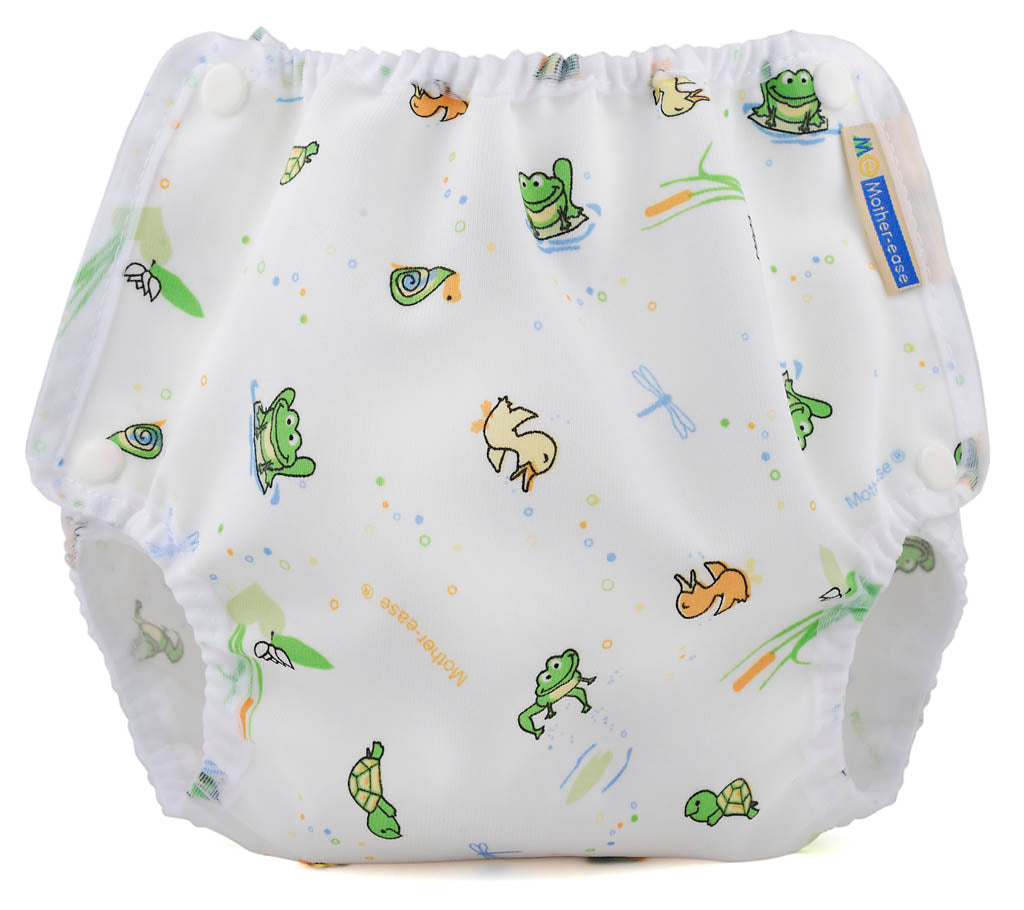 Mother ease Air Flow Cover Medium Wetlands - Front