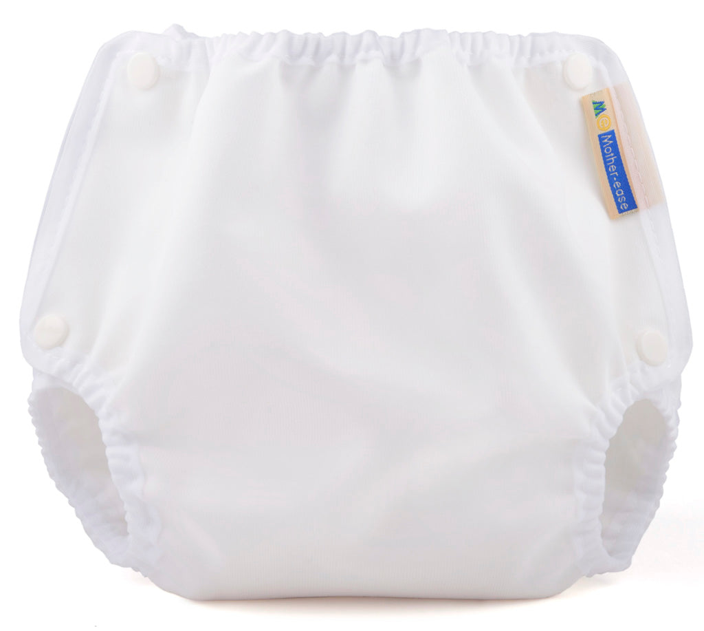 Mother ease Air Flow Cover Medium White - Front