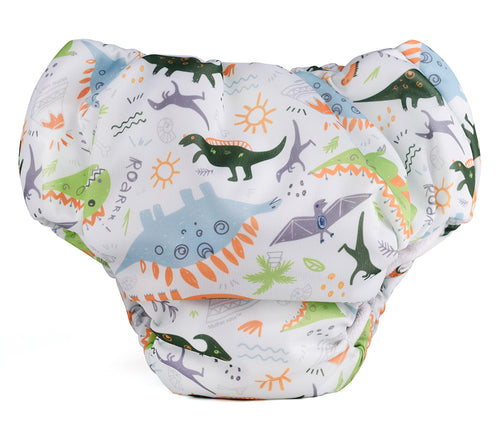 Mother ease Bedwetter Pant - Dino Front
