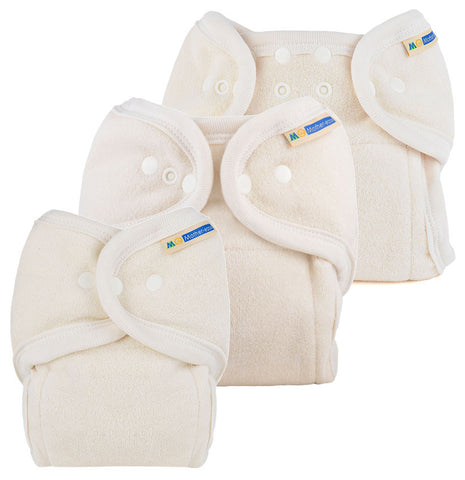 One Size Fitted Cloth Diaper - sizing group