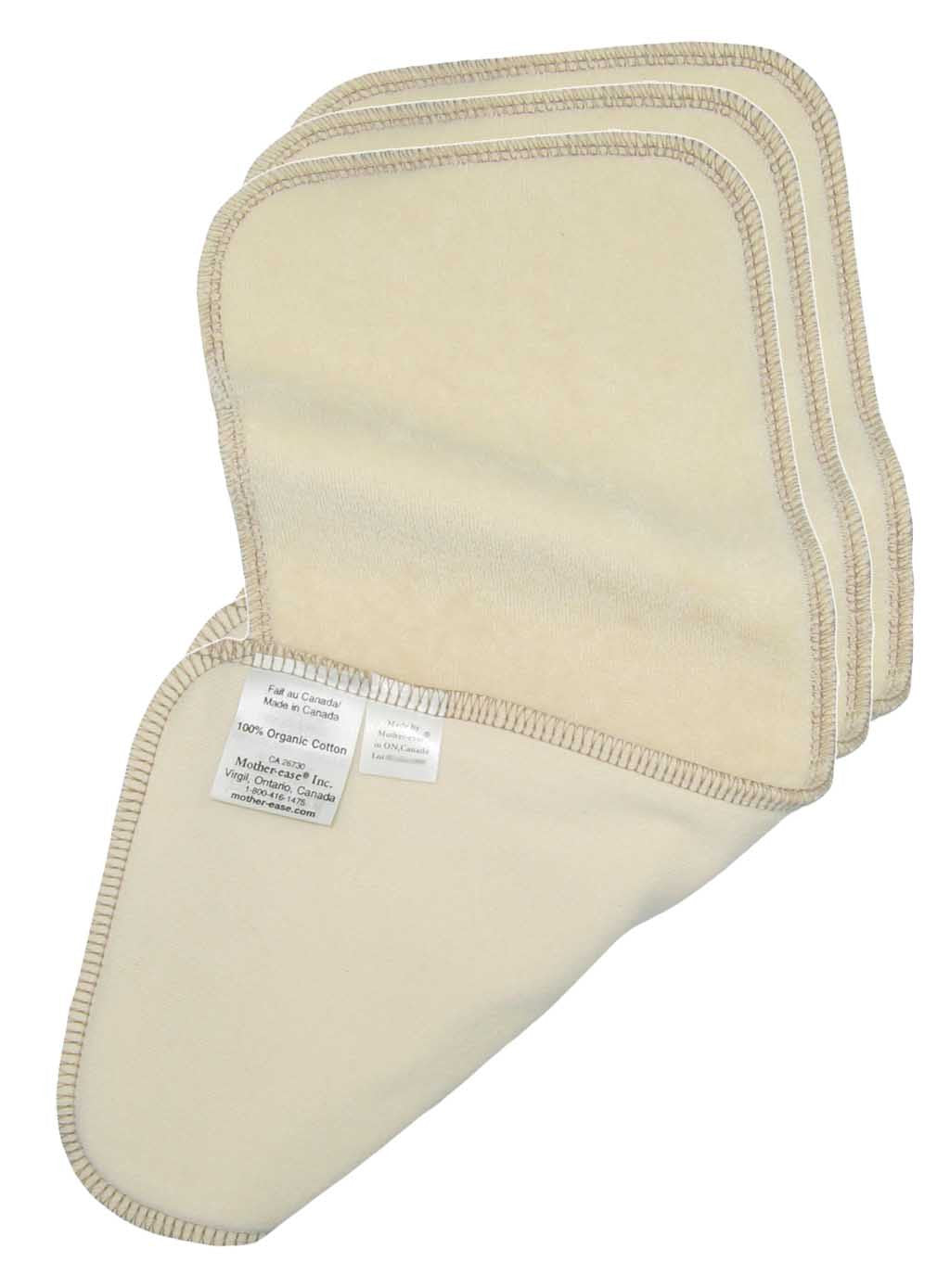 Sandys Absorbent Liners - Organic Cotton