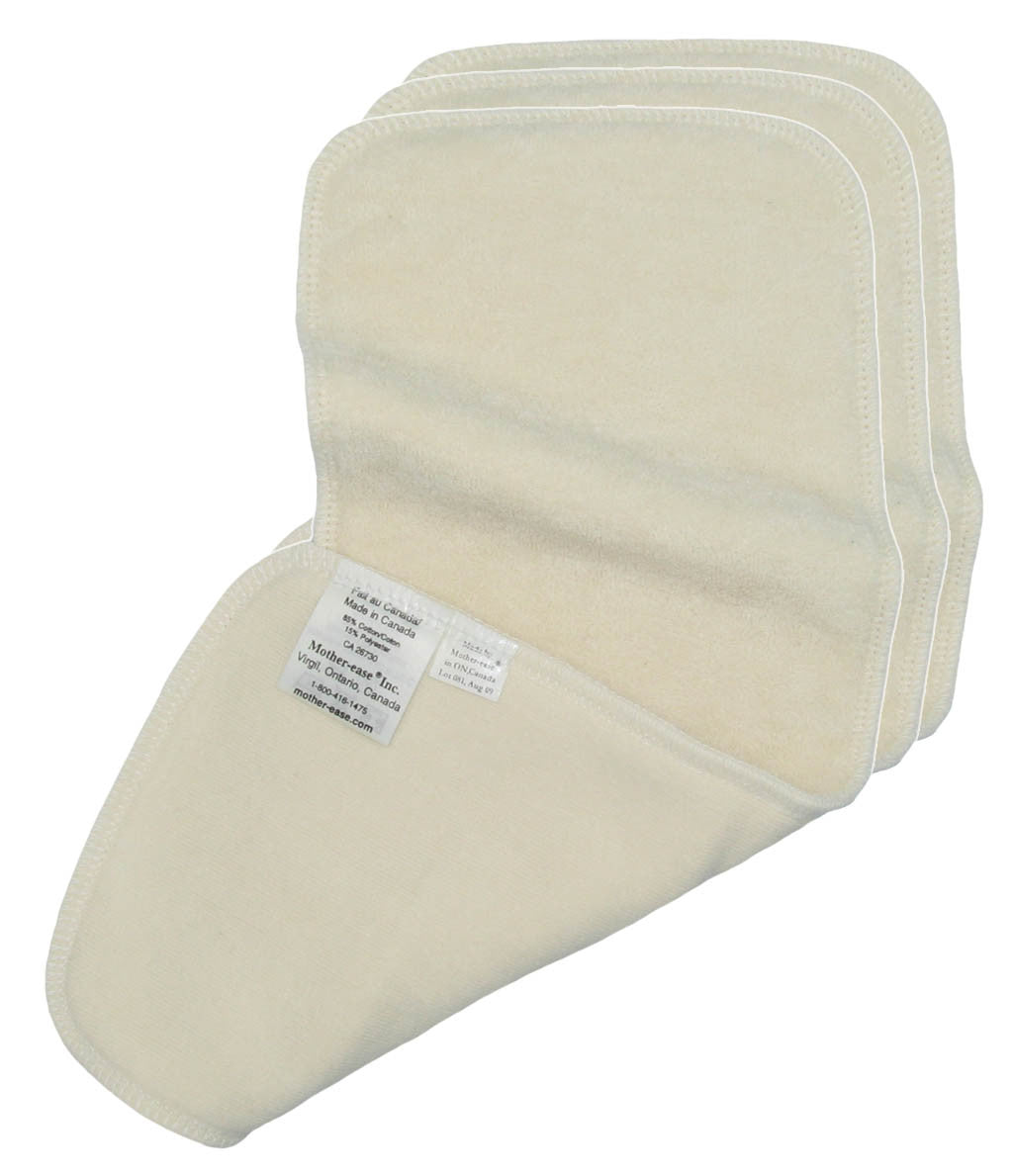 Sandys Absorbent Liners - Unbleached Cotton