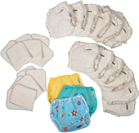 Toddle Ease 12 Diaper Package -