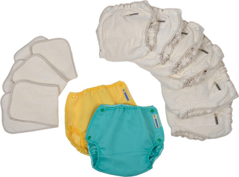 Toddle Ease 6 Diaper Package -