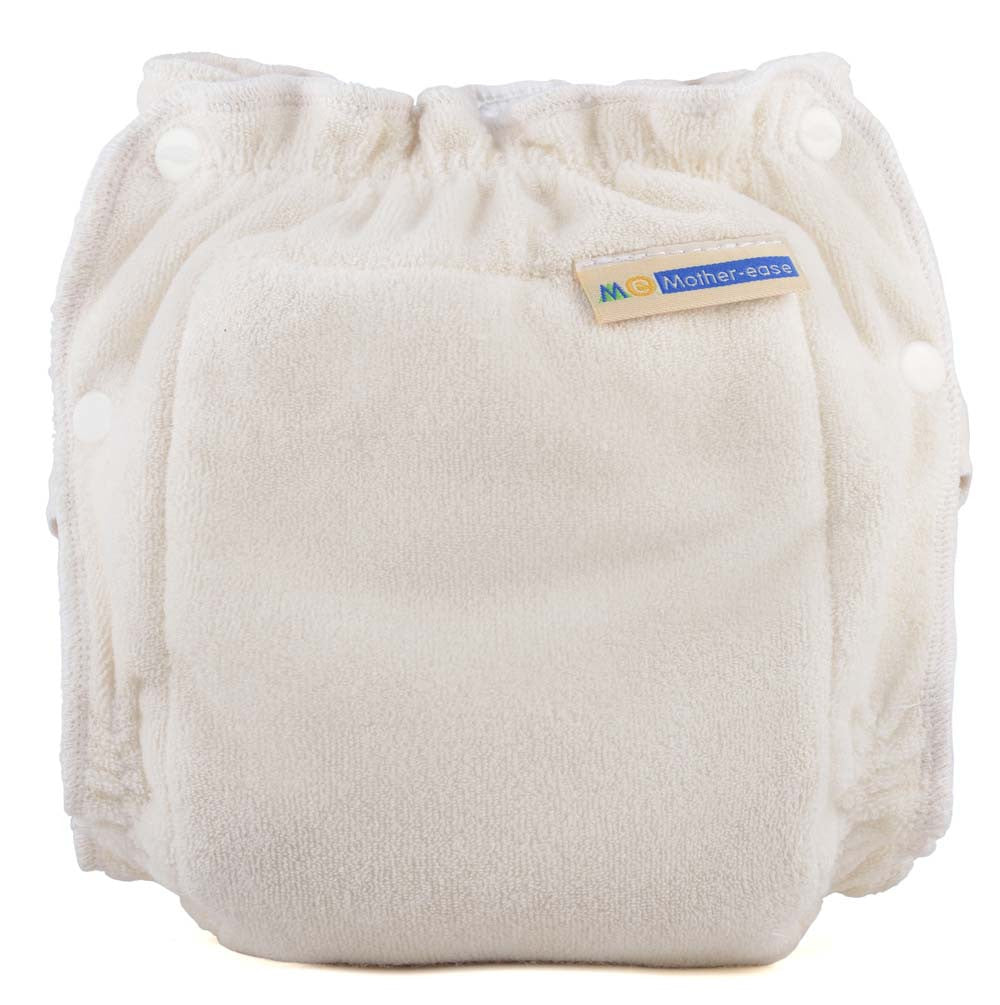 Toddle-ease Diapers - Unbleached Cotton