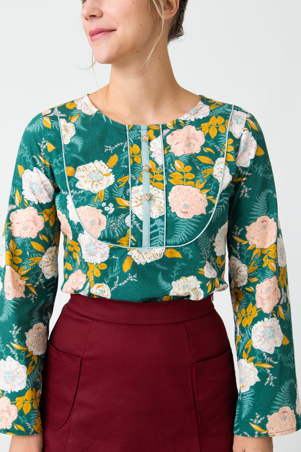 Harvest Long Sleeve Top