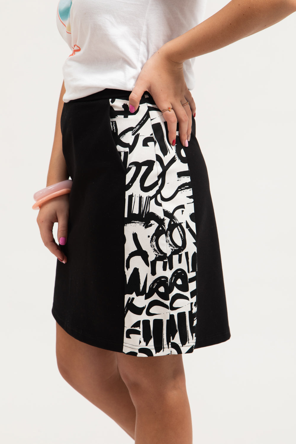 Cruise Fitted Skirt