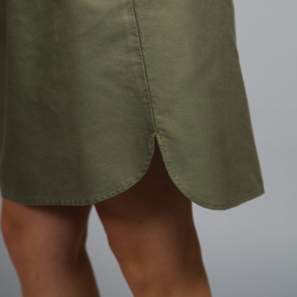 Succulent Gathered Short Skirt, Physical, Mallory