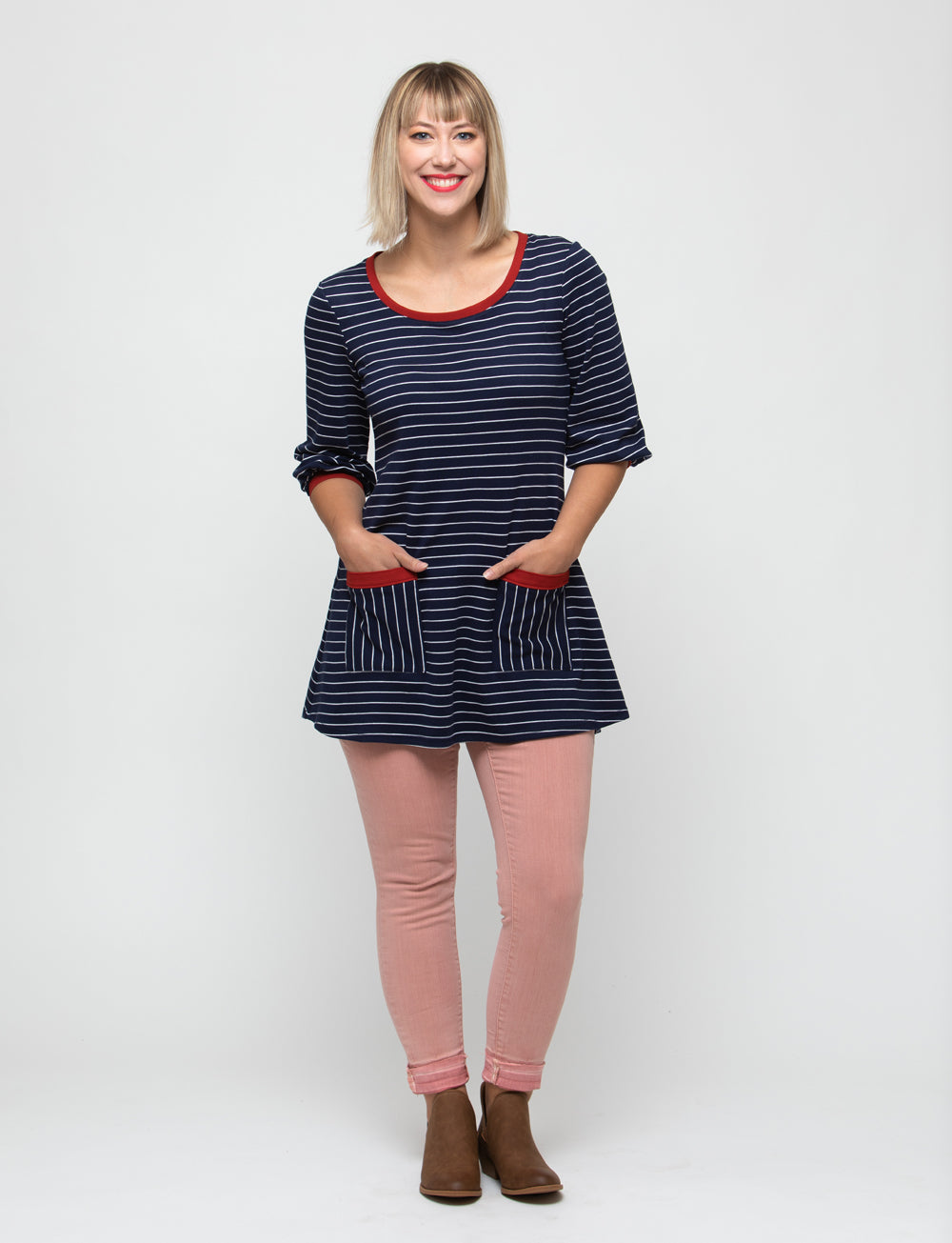 Layer Cake Tunic, Physical, Mallory