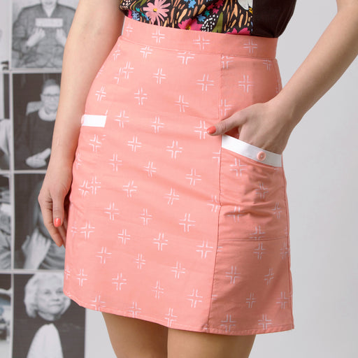 Clara Fitted Skirt, Physical, Mallory