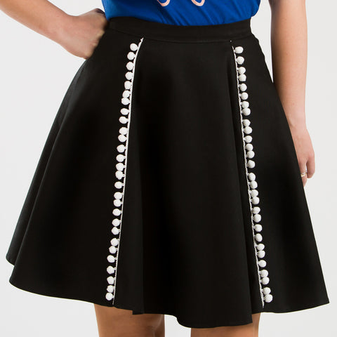 Ellipsis Circle Skirt, Physical, Mallory