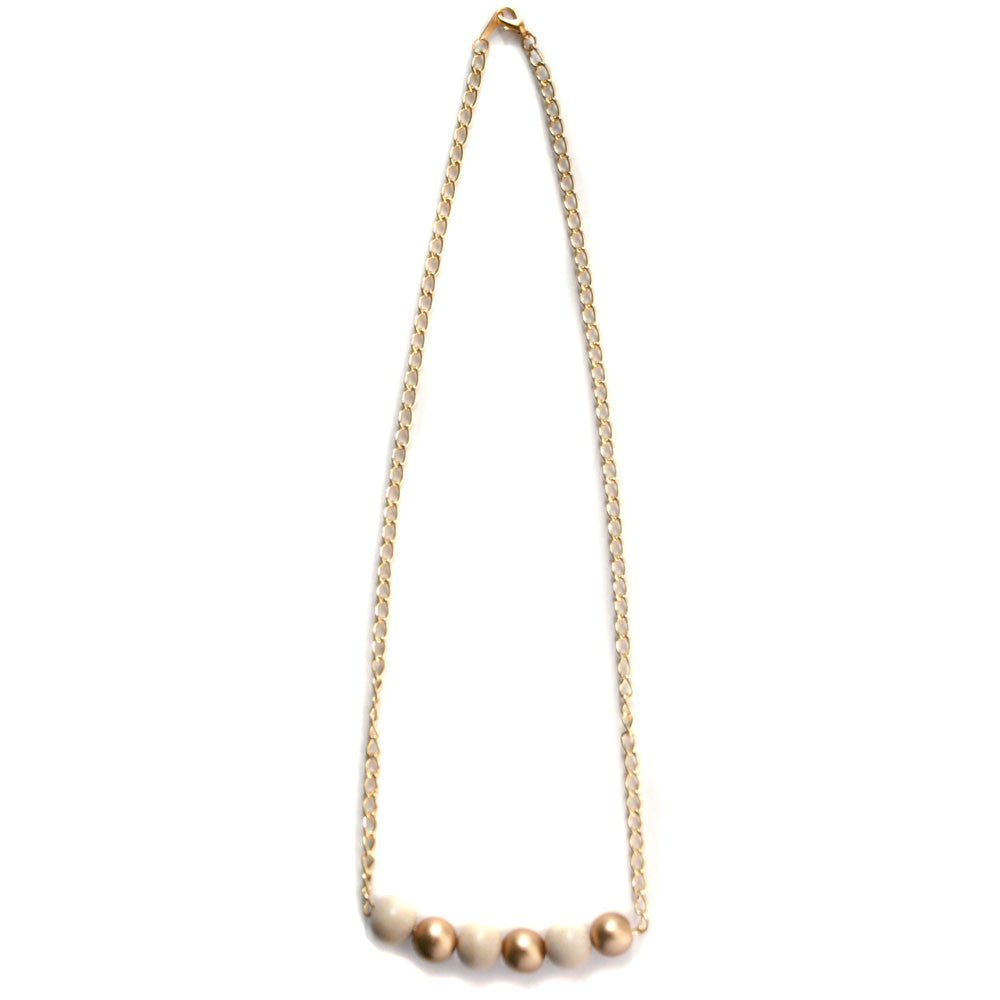 Midas Touch Necklace, Physical, Mallory