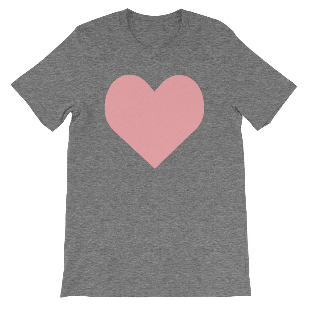 Classic Heart Tee - Multiple Colors, , Mallory