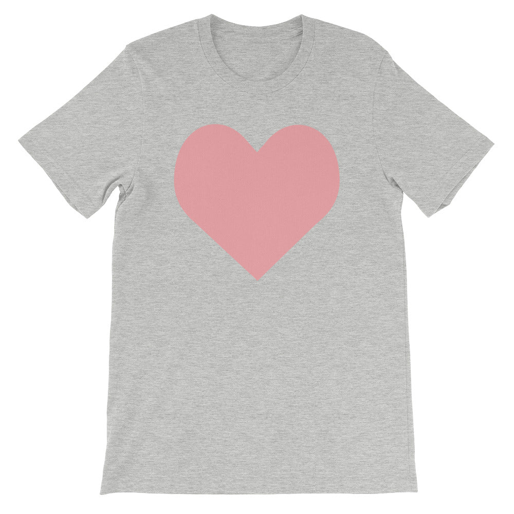 Classic Heart Tee - Multiple Colors