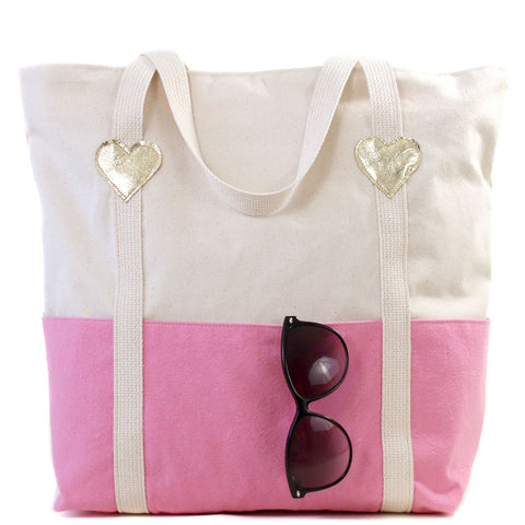Bubblegum Beach Bag, Physical, Mallory