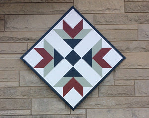 DIY Barn Quilt from Start to Finish