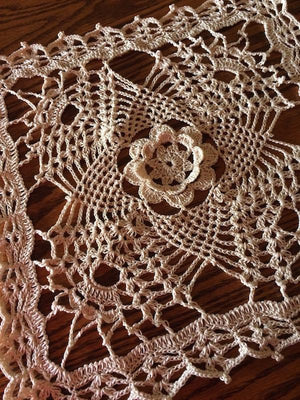 Doilies and Object Lessons