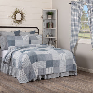 Sawyer Mill Blue Bedding