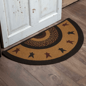 Half Circle Braided Rugs