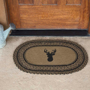 Trophy Mount Braided Rugs