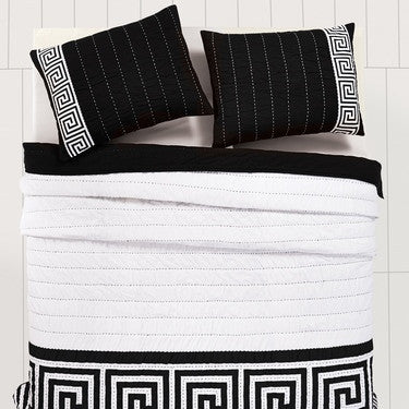 Athena Black Bedding