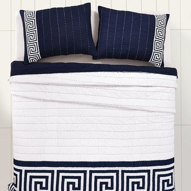 Athena Blue Bedding