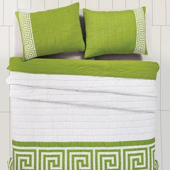 Athena Quilted Bedding