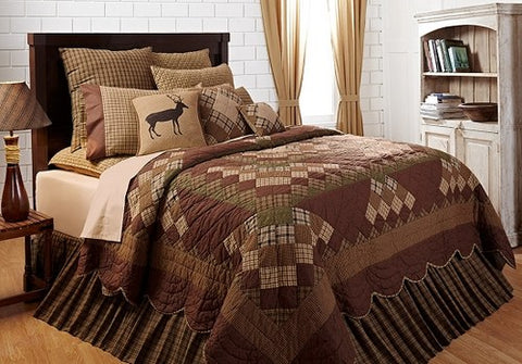 Barrington Quilted Bedding At Primitive Star Quilt Shop