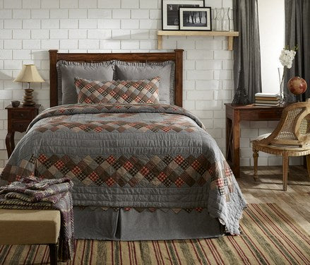 Beacon Hill quilted bedding