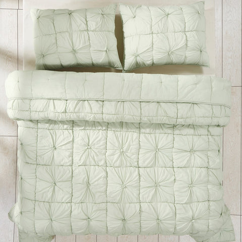 Camille Mint Bedding
