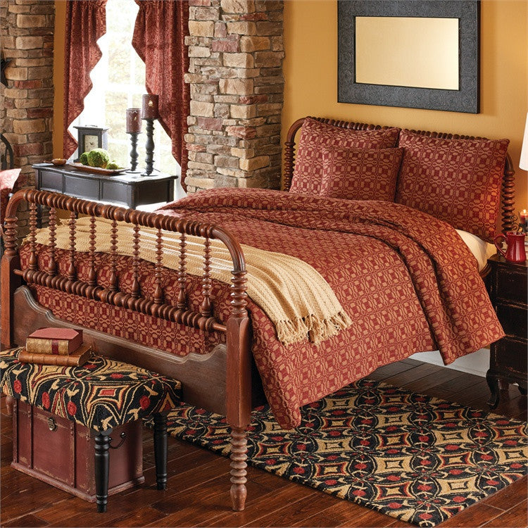 Campbell Wine Bedding