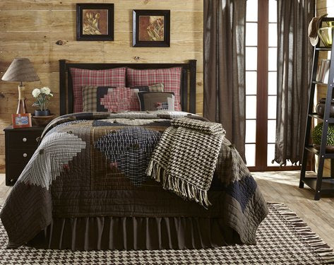 Carrington quilted bedding