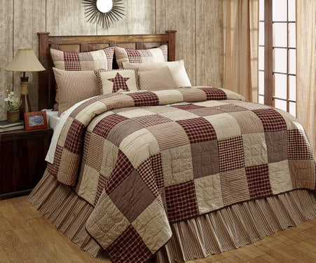 Cheston quilted bedding