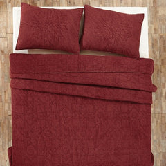 Cheyenne Red quilt
