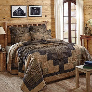 Coal Creek Quilted Bedding