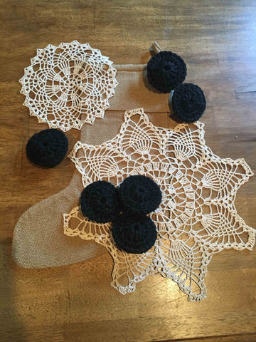 Doilies and Scrubbies Giveaway