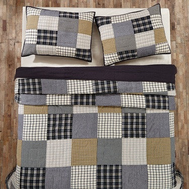 Ethan Quilted Bedding