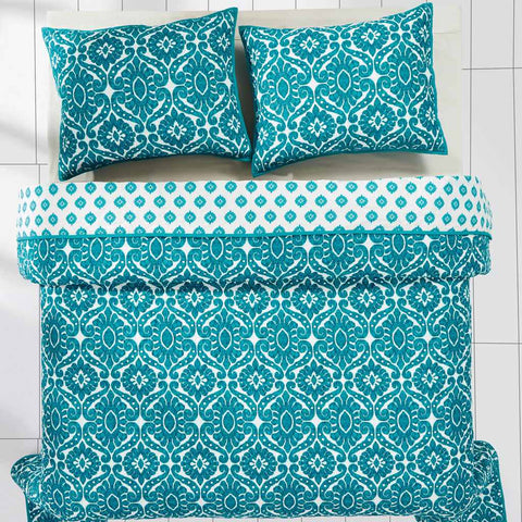 Francesca Aqua Bedding