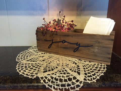 doily giveaway