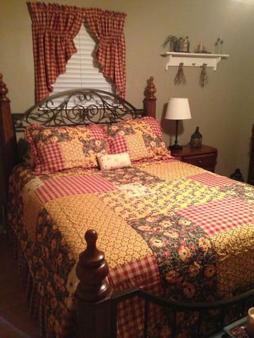 Cambrie lane bedding