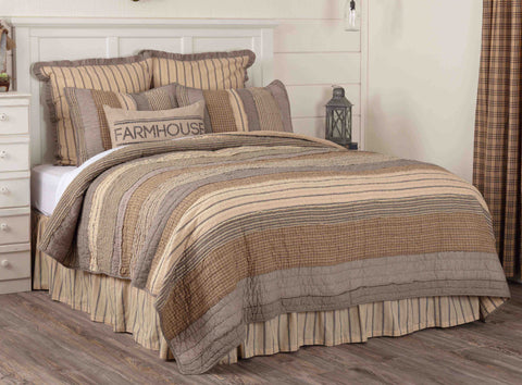 Mill Stripe Bedding
