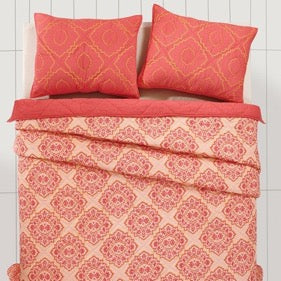 Adria Porcelain Rose Bedding