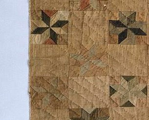 Smithsonian 8pt star quilt