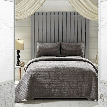 Rochelle Grey Bedding