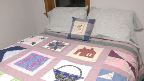 Guest Room Quilt